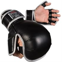 MMA Wristwrap Grappling Gloves